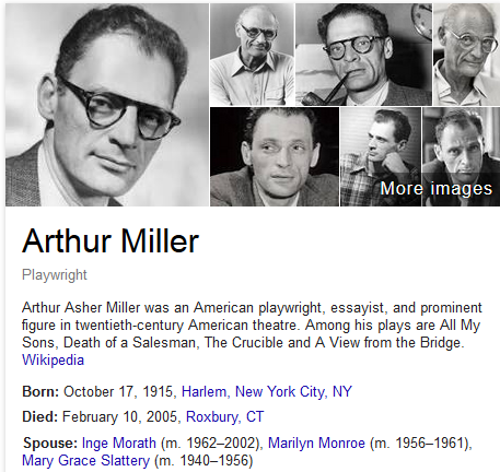 the symbolism of music in the requiem by arthur miller Death of a salesman symbolism death of a salesman by arthur miller is a play full of symbolism and themes that  the play contains two acts and a requiem which.